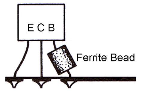 ferrite bead radio shack brats advanced radio tuition course