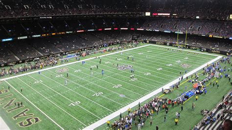 Where Is The Mercedes Superdome by Mercedes Superdome New Orleans Saints Stadium Journey