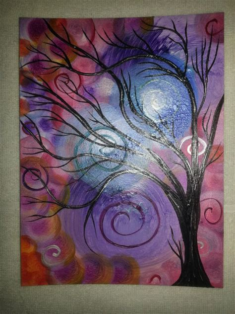 acrylic paint on canvas paper 6x8 acrylic painting on paper by paintingsbysusie on etsy