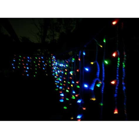 icicle lights solar icicle lights 120 led