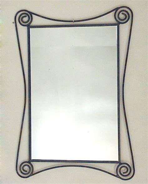 miroir en fer forg 233 mod 232 le tonala fabrication fran 231 aise villa m 233 lodie