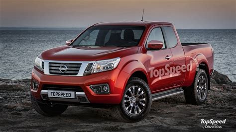 Nissan Diesel Frontier by 2018 Nissan Frontier Are Going To Be 100 Redesigned Get