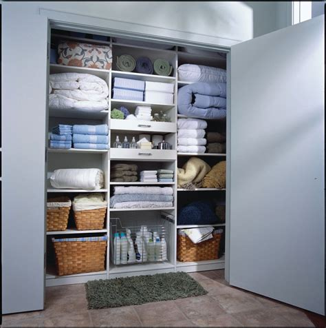 Martha Stewart Closet Accessories by Reach In Linen Closet Traditional Closet Other Metro