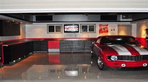 Custom Garage Design custom garage workshop designs