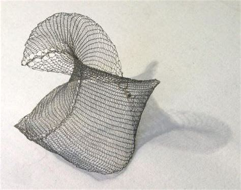 knitting with wire knitting with wire tutorials and patterns