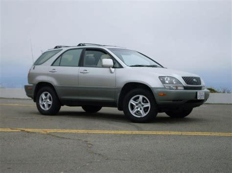 2000 Lexus Rx300 by 2000 Lexus Rx 300 Information And Photos Zombiedrive