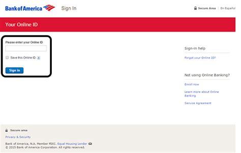 bank of america credit card make payment bank of america credit card enrollment infocard co