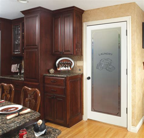 interior kitchen doors laundry decorative glass interior doors traditional