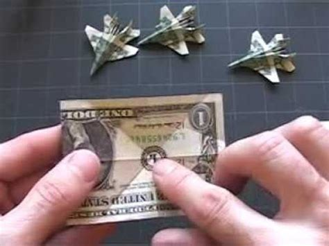 origami out of a dollar how to fold an origami f 18 fighter jet out of a dollar