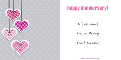 how to make a anniversary card anniversary cards