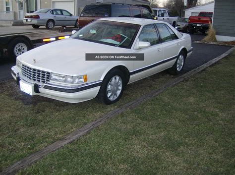 1997 Cadillac Sls by 1997 Cadillac Seville Sls Sedan 4 Door 4 6l