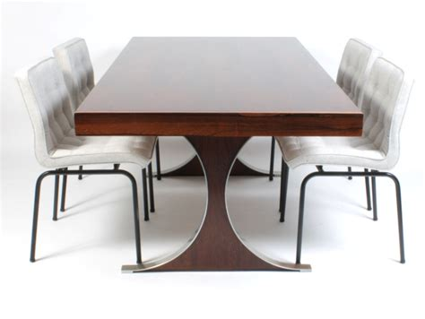 galerie alexandre guillemain artefact design ren 233 jean caillette dining table in rosewood