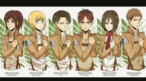 Attack On Titan Wallpapers HD Download Attack On Titan Levi Salute