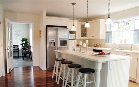 one wall kitchen with island designs one wall kitchen layout with island house experience