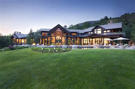 luxury homes in aspen colorado gorgeous luxury home with staggering view aspen
