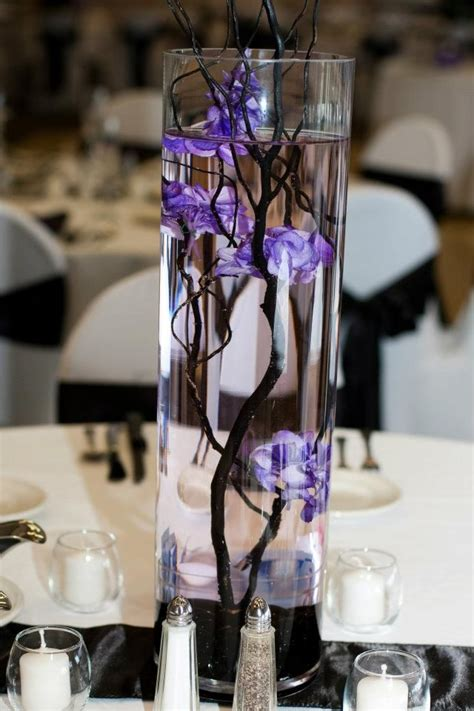 purple water centerpieces 104 best images about centerpieces on summer