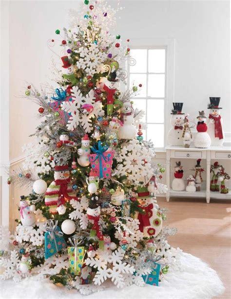 weihnachtsbaum dekoration classroom tree frosty decorating for
