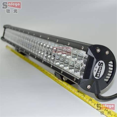 30 cree led light bar 30 quot inch car atv 198w cree led light bar 4x4 road led
