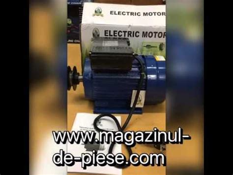 Motor Electric Monofazat 1 5 Kw by Motor Electric Monofazat 1 5 Kw 1400 Rpm Micul Fermier