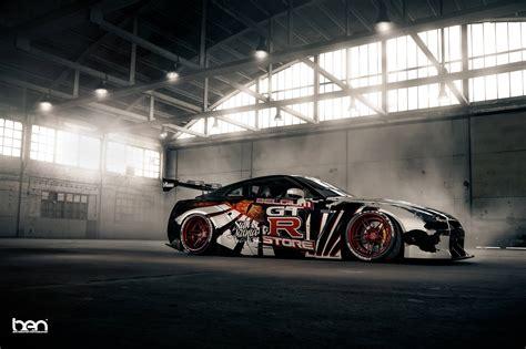 Wild Liberty Walk Nissan GT R by Belgium GTR Store!   GTspirit