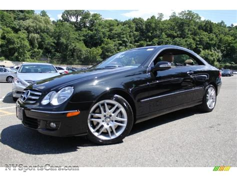 Mercedes Clk350 Coupe by 2008 Mercedes Clk 350 Coupe In Obsidian Black