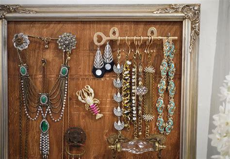 how to make a jewelry display board diy jewelry display with lulu