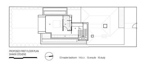 Floor Plan Plus galeria de resid 234 ncia stevens matt gibson architecture