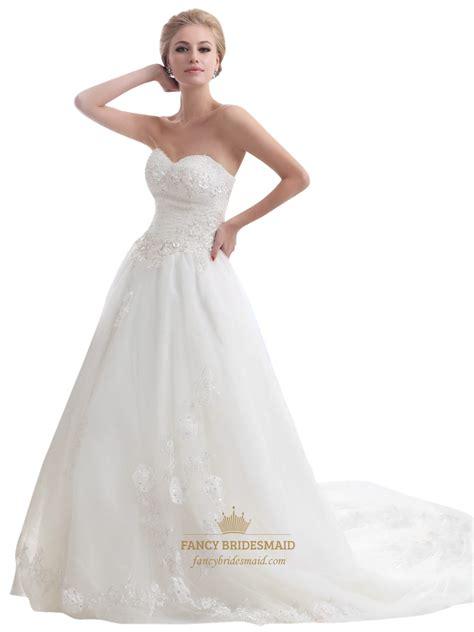 tulle beaded dress ivory strapless beaded tulle wedding dress with beaded