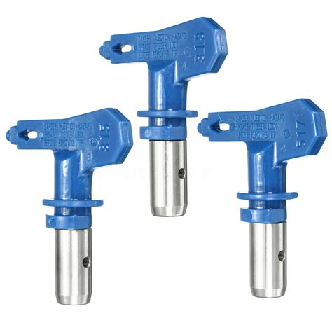 spray painting nozzle sizes airless spray nozzle tips for titan wagner gun paint