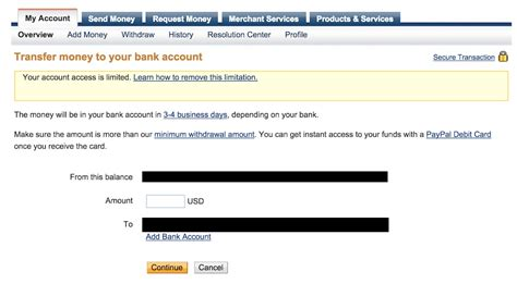 can i make a withdrawal without my debit card how to make money with my paypal account howsto co