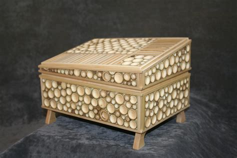 arts and crafts box for ramos jewelry box 10 75 x 7 5 x 7 5 bamboo arts and crafts