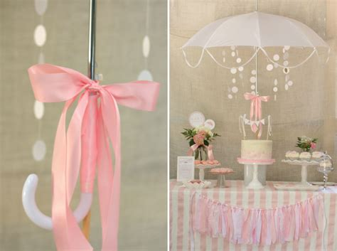 baby shower umbrella centerpieces caroline s baby sprinkle project nursery