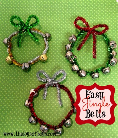 bell craft easy jingle bells craft
