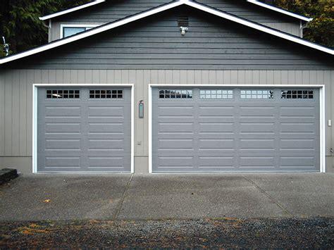 overhead door tacoma olympia overhead doors residential garage door portfolio