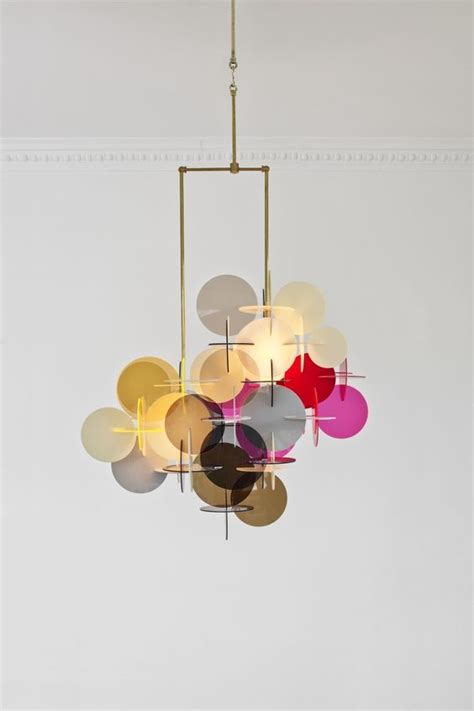 colourful chandelier modern colorful chandelier www pixshark images
