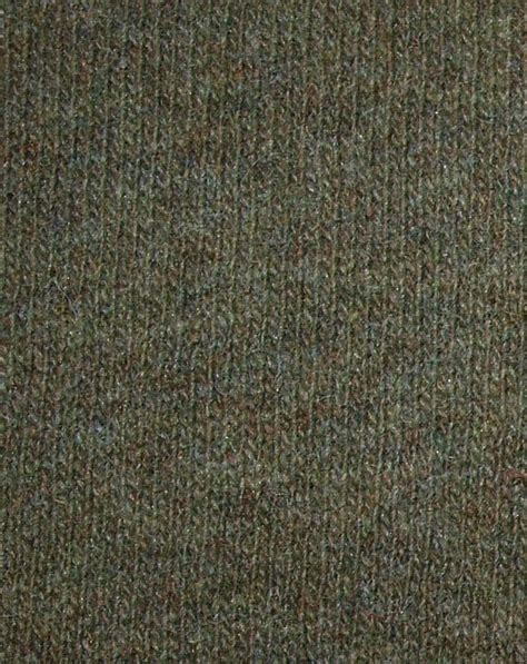jersey knit material 2 yards sweater knit wool jersey fabric green brown with