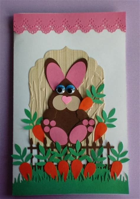 paper punch crafts hippity hoppity paper punch bunny think crafts by