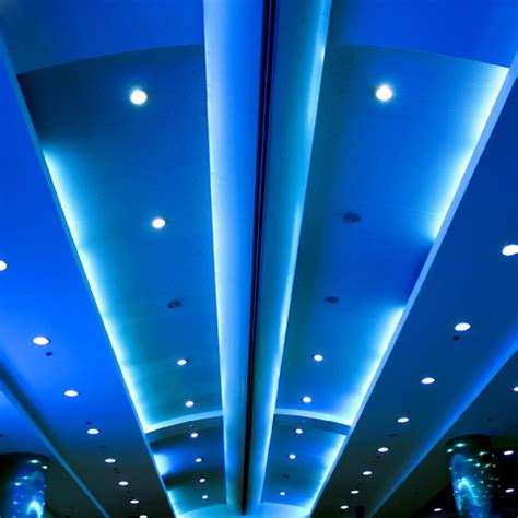 Led Lights On Ceiling Led Lighting And Led Rope Lights Ceiling Lighting