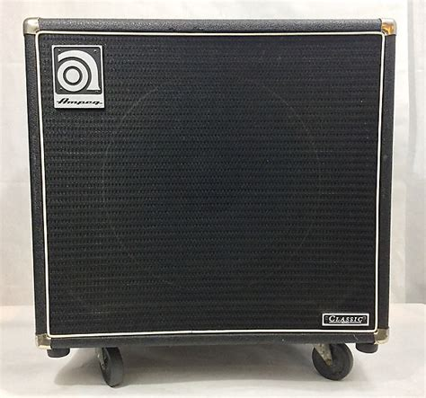 used bass cabinets for sale eg svt 15e bass lifier cabinet used reverb