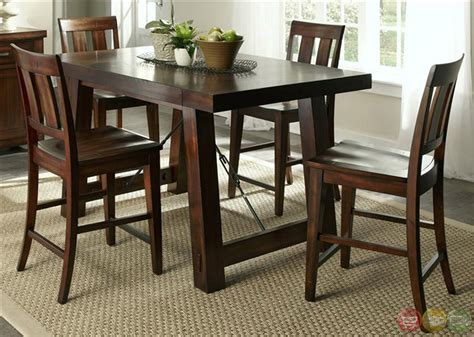 Height Dining Table Set Gathering Height Dining Table Images Sets Tables Chairs Home Design Ideas House And Decorating