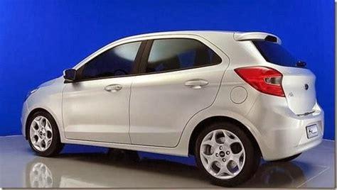 la nouvelle ford ka mondiale sera en europe d 232 s 2015