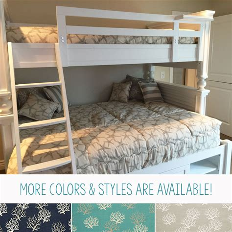 bunk bed bedding for house nautical bunk bed bedding collection