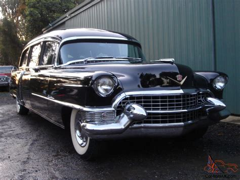 1955 Cadillac Hearse by 1955 Cadillac Meteor Hearse 26 000 From New