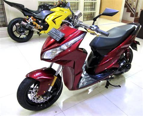 Modifikasi Gambar by 50 Gambar Modifikasi Honda Vario 150 Esp Terbaru Modif Drag