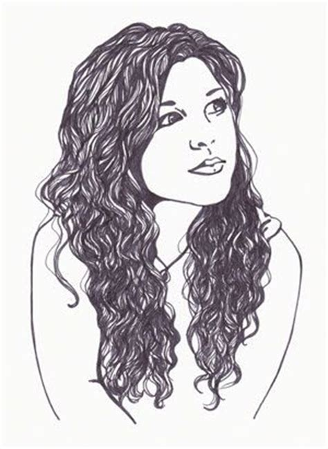 how to draw curly hair 105 best images about curl stuff on lorraine