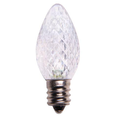 white bulbs c7 cool white led light bulbs