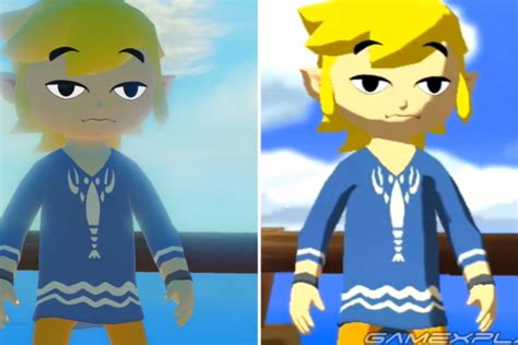 wind waker the wind waker hd might as well be no kuni time