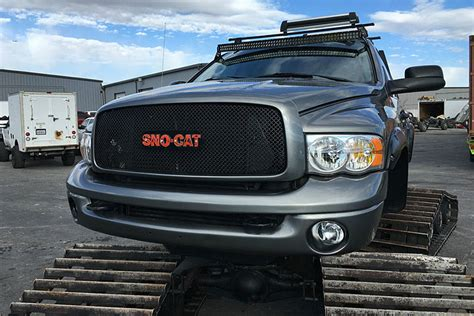 Dodge Cat Diesel by You Can Buy The Sno Cat Dodge Ram From Diesel Brothers