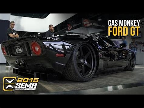 Fast N Loud Ford Gt by Gas Monkey Garage Ford Gt Featured In Fast N Loud Is