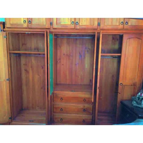 woodwork cl cl 2400w wardrobe wooden furniture sydney timber tables